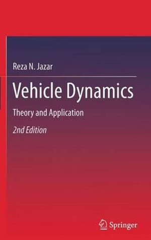 Cover of Vehicle Dynamics