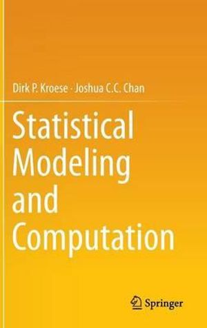 Cover of Statistical Modeling and Computation