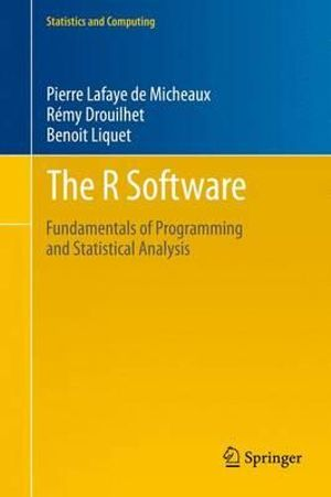 Cover of The R Software