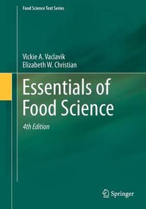 Cover of Essentials of Food Science