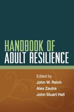 Cover of Handbook of Adult Resilience