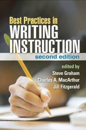Cover of Best Practices in Writing Instruction
