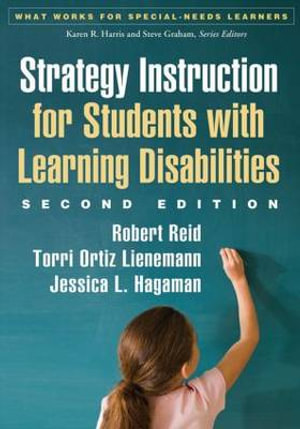 Cover of Strategy Instruction for Students with Learning Disabilities, Second Edition