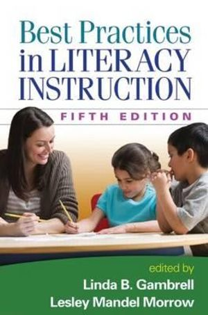Cover of Best Practices in Literacy Instruction, Fifth Edition