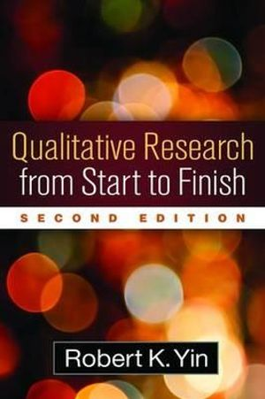 Cover of Qualitative Research from Start to Finish