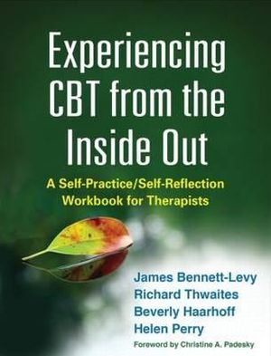 Cover of Experiencing CBT from the Inside Out