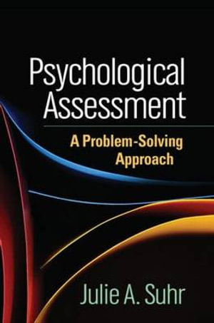 Cover of Psychological Assessment