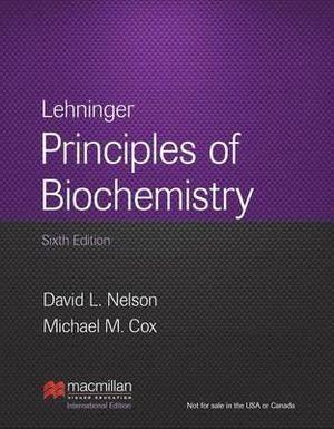 Cover of Lehninger Principles of Biochemistry