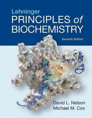Cover of Principles of Biochemistry 7e