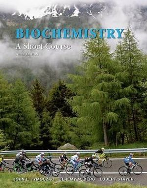 Cover of Biochemistry: A Short Course