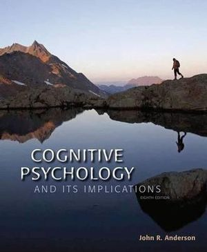 Cover of Cognitive Psychology and Its Implications