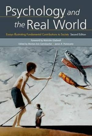 Cover of Psychology and the Real World
