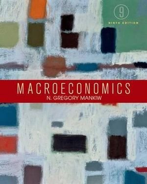 Cover of Macroeconomics
