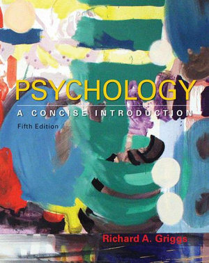 Cover of Psychology: A Concise Introduction