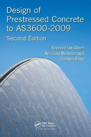 Cover of Design of Prestressed Concrete to AS3600-2009, Second Edition