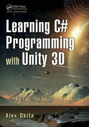 Cover of Learning C# Programming with Unity 3D