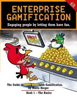 Cover of Enterprise Gamification