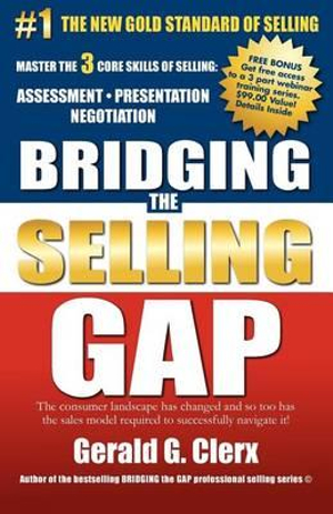 Cover of Bridging the Selling Gap