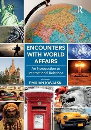 Cover of Encounters with World Affairs