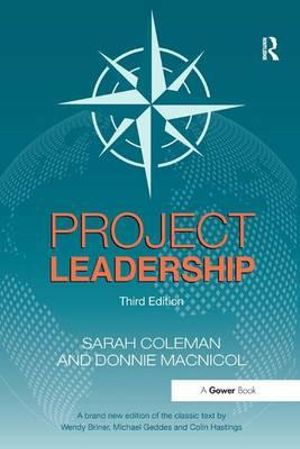 Cover of Project Leadership