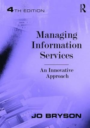 Cover of Managing Information Services