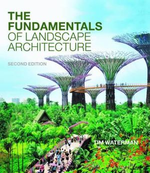 Cover of The Fundamentals of Landscape Architecture