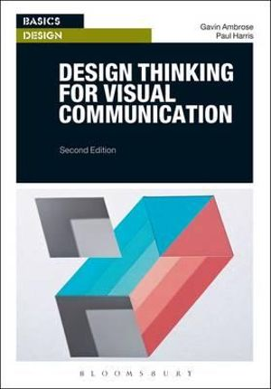 Cover of Design Thinking for Visual Communication