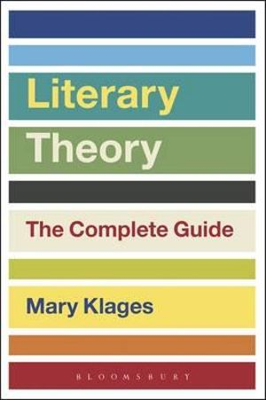 Cover of Literary Theory: The Complete Guide