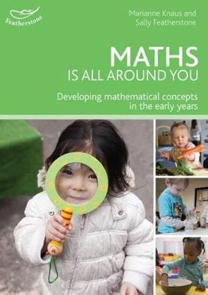 Cover of Maths is All Around You