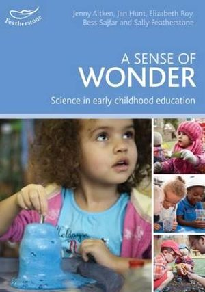Cover of A Sense of Wonder