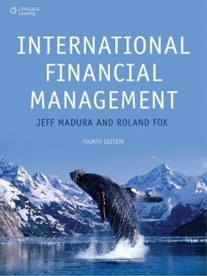 Cover of International Financial Management, 4th Edition