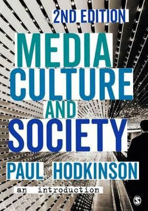 Cover of Media, Culture and Society