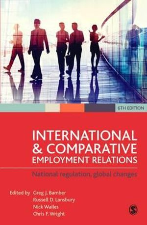 Cover of International and Comparative Employment Relations