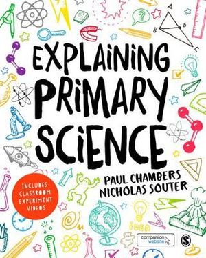 Cover of Explaining Primary Science