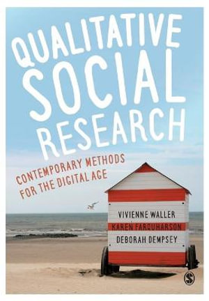 Cover of Qualitative Social Research