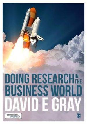 Cover of Doing Research in the Business World