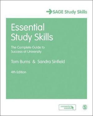 Cover of Essential Study Skills