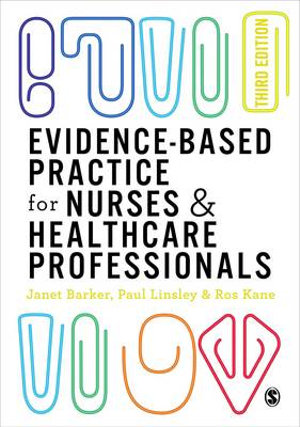 Cover of Evidence-Based Practice for Nurses and Healthcare Professionals