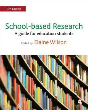 Cover of School-Based Research