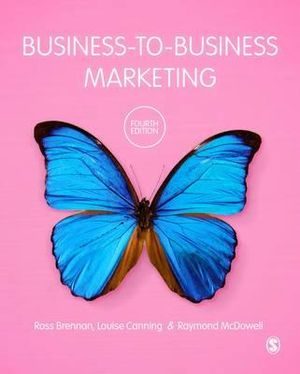 Cover of Business-To-Business Marketing