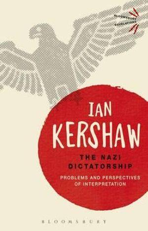 Cover of The Nazi Dictatorship