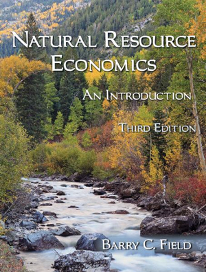 Cover of Natural Resource Economics