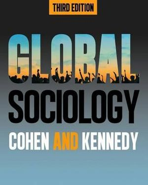 Cover of Global Sociology