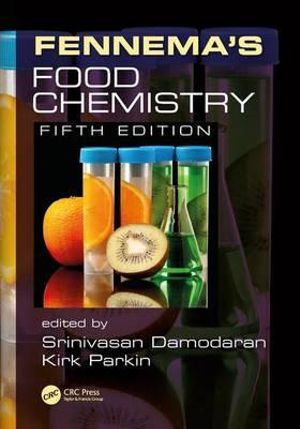 Cover of Fennema's Food Chemistry, Fifth Edition