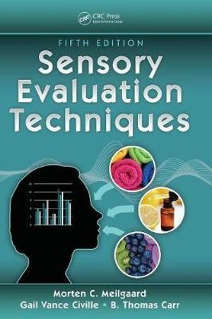 Cover of Sensory Evaluation Techniques, Fifth Edition
