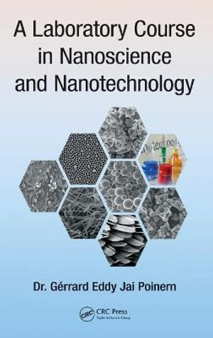Cover of A Laboratory Course in Nanoscience and Nanotechnology