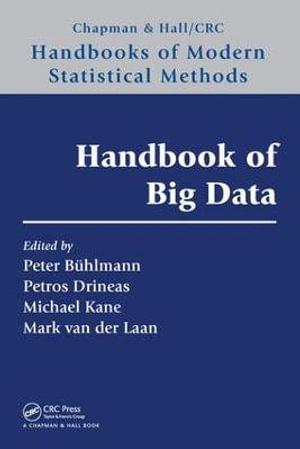 Cover of Handbook of Big Data