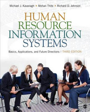 Cover of Human Resource Information Systems
