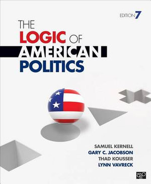 Cover of The Logic of American Politics