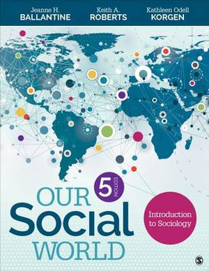 Cover of Our Social World